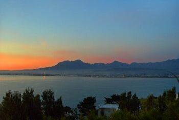 Gordon's Bay, Cape Town's Helderberg Region, Western Cape